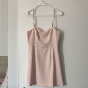 French connection Whisper Light Sweetheart NeckNWT